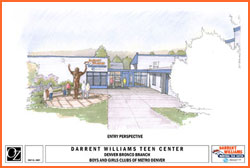 Darrent Williams Teen Center