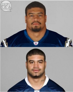 Shawne Merriman, Before and After