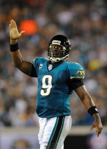 Jacksonville Jaguars QB David Garrard (Getty Images)