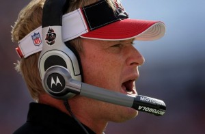 Buccaneers Coach John Gruden (Getty Images)