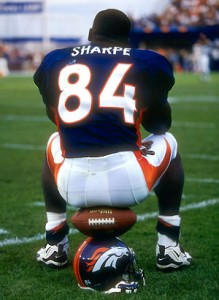 Shannon Sharpe (SI photo)