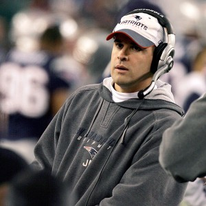 Josh McDaniels.  (AP Photo)