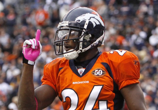 Reports And Tweets In That The Denver Broncos Are Letting Champ Bailey Go