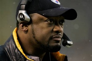Mike Tomlin Headshot