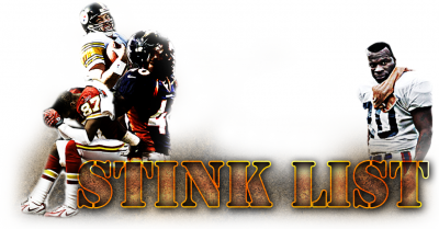 Stink List Graphic