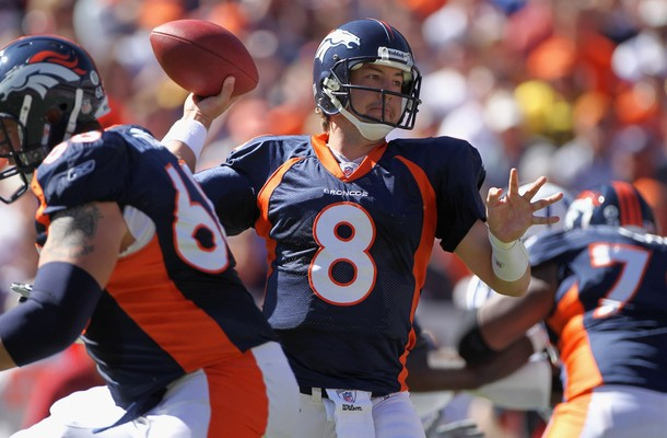 Kyle Orton Broncos Red zone woes do...