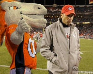 Photoshopped? Yes. Hilarious? Yes. Miles and Todd Haley (Footballguys.com)