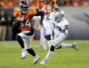 Brandon Lloyd vs. Raiders