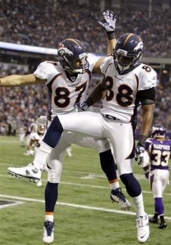 A Tale of Two Seasons: Decker and Demaryius