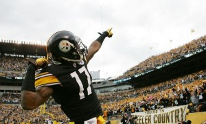 Mike Wallace - Pittsburgh Steelers