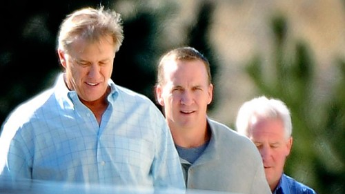 Elway, Manning and Fox