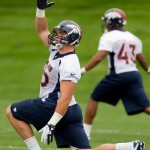 Derek Wolfe Denver Broncos Mini-camp