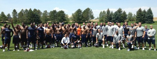 Broncos Mini-Camp