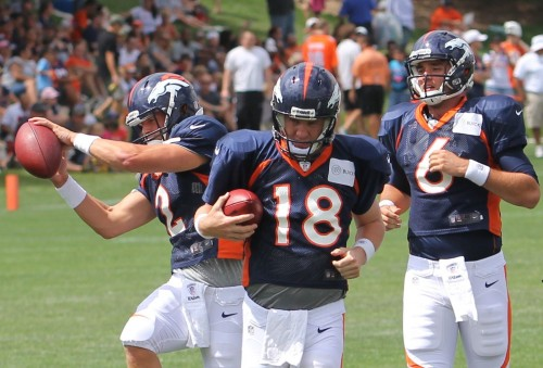 Haney, Manning and Osweiler